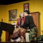 Zamkniety Swiat, Teatr Kamienica w Chicago