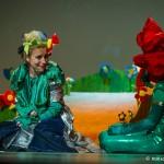 historia pewnej rozy agata paleczny warsztaty teatralne dzieci chicago polonia przedstawienie