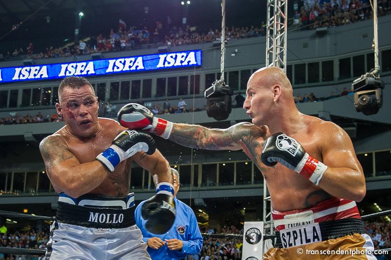 Artur Szpilka vs Mike Mollo II