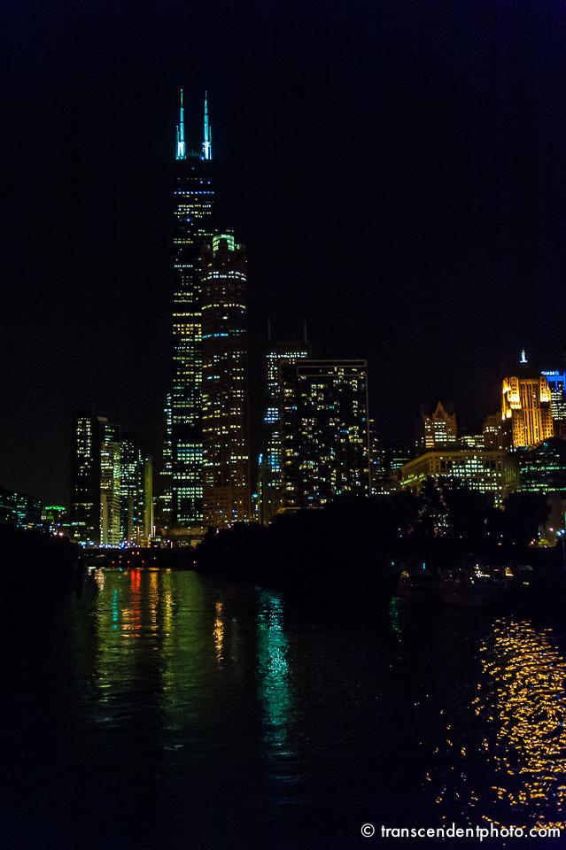 Nocne piękno miasta