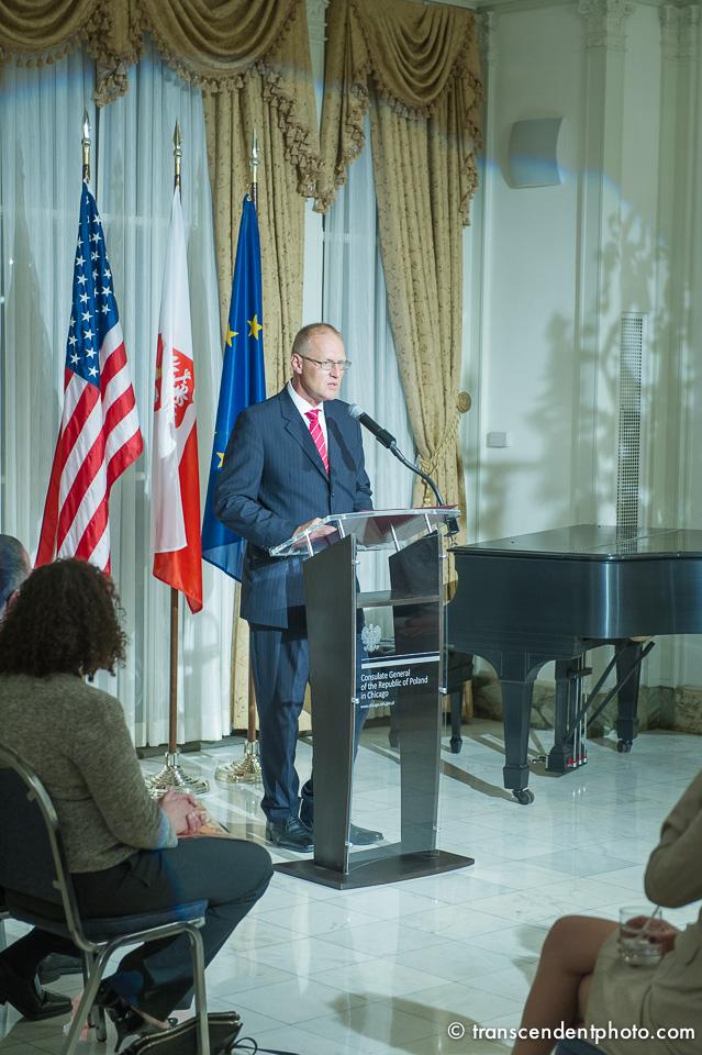 Konsulat Polski z Lyric Opera of Chicago