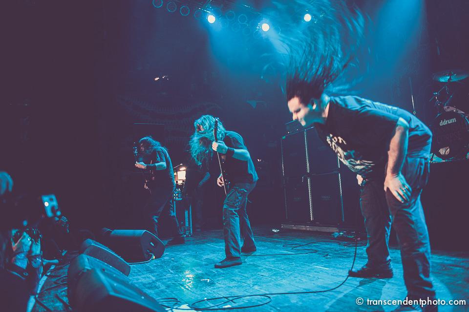 Behemoth / Cannibal Corpse