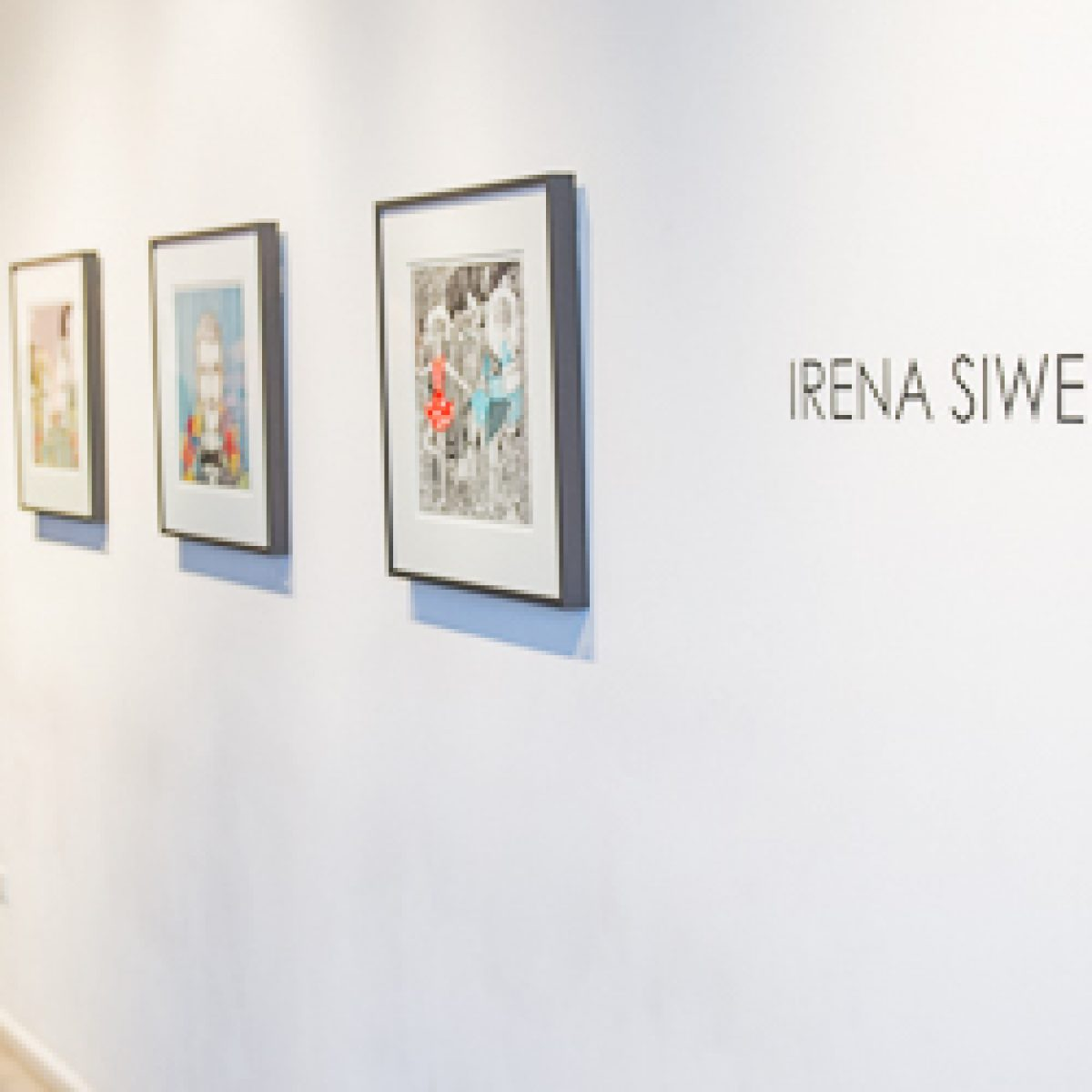 Irena Siwek w DreamBox Gallery Point of View