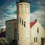 Strzeliste wieże minaretów