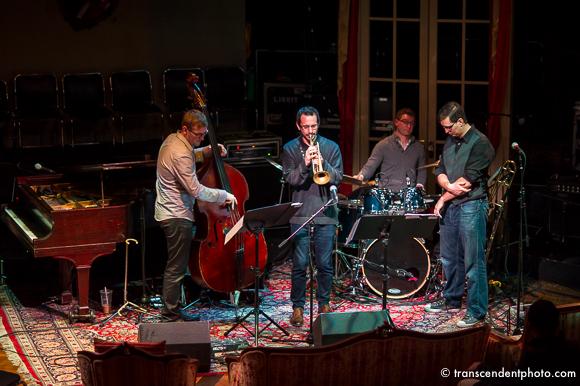 Luke Malewicz & Heritage Quartet