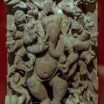 Dancing Lorg Ganesha