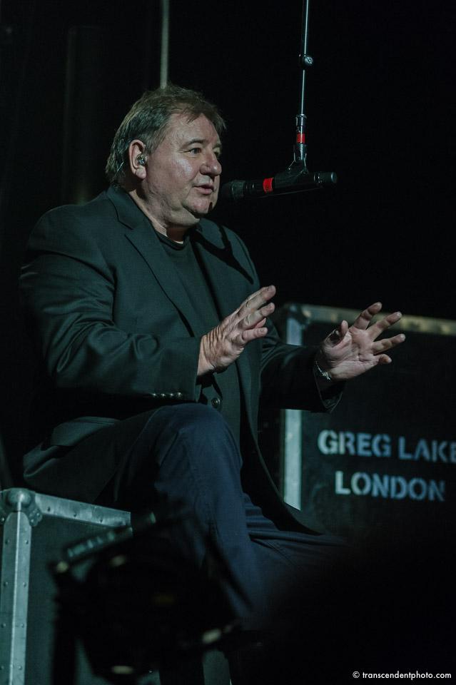 Greg Lake / 2012