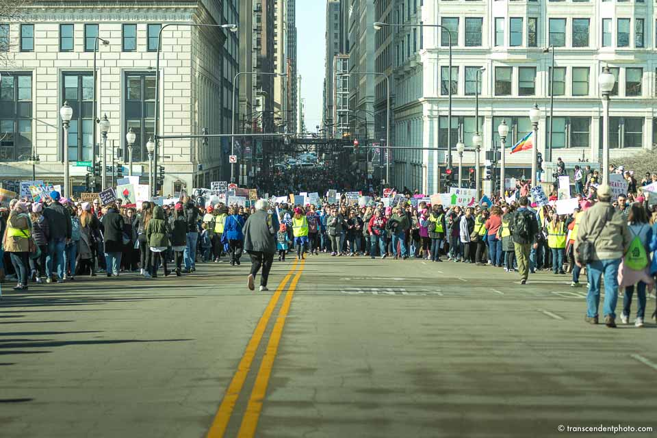 Women's March on Chicago