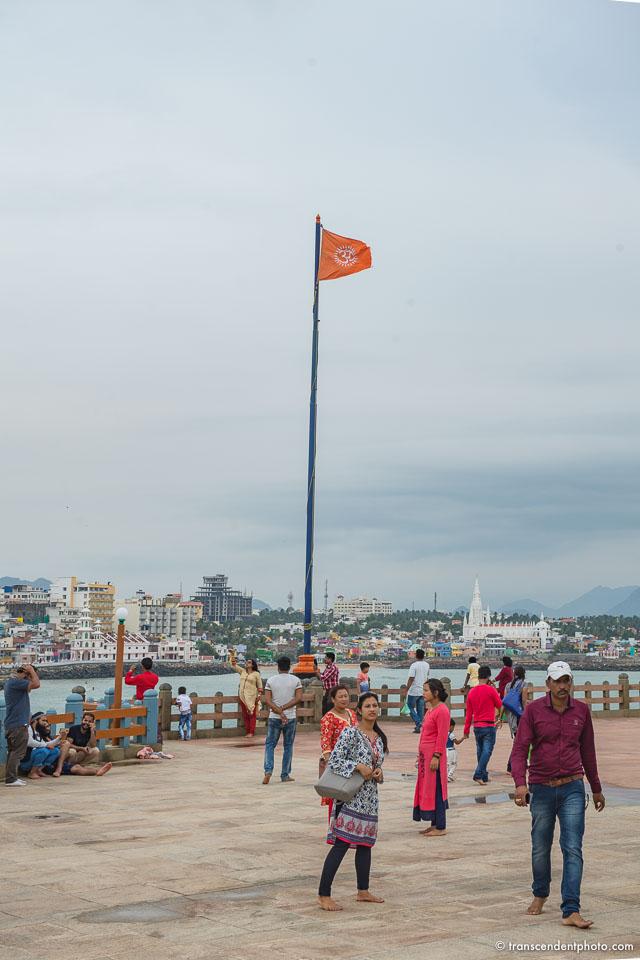 Vivekananda @ Kanyakumari