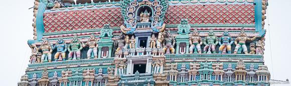 Historia miasta skupia się wokół Świątyni Srivilliputhur Andal