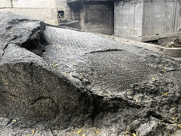 Thanumalayan Temple - jedne z najstarszych zachowanych rytów sakralnych