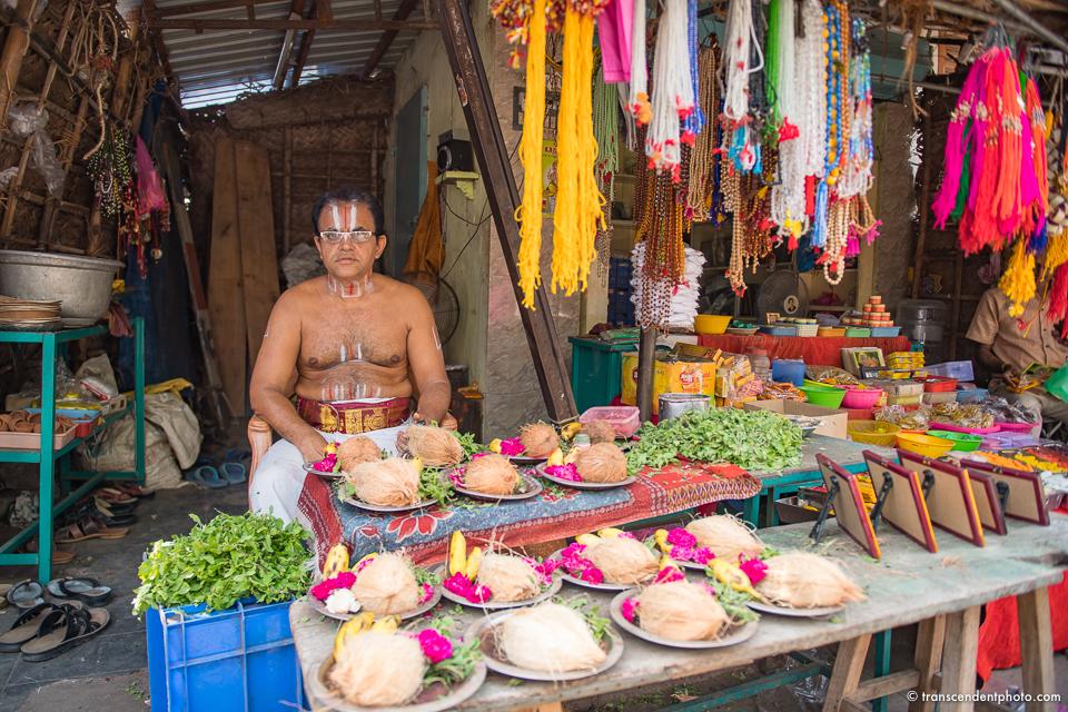 Diwali po drodze do Thanjavur