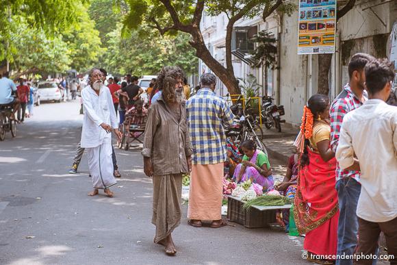 Do Pondicherry i nieco dalej - w fotografii ma znaczenie tylko ta chwila...
