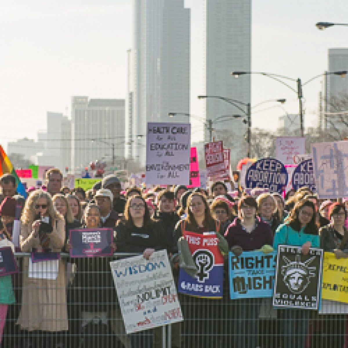Marsz kobiet