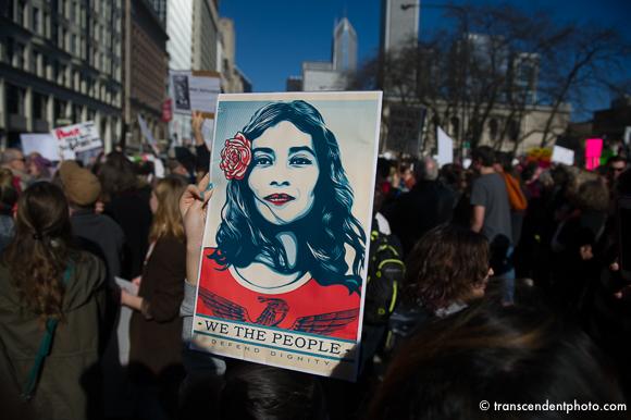 Marsz kobiet – My ludzie