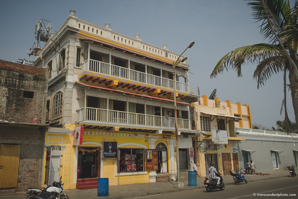 Do Pondicherry i nieco dalej