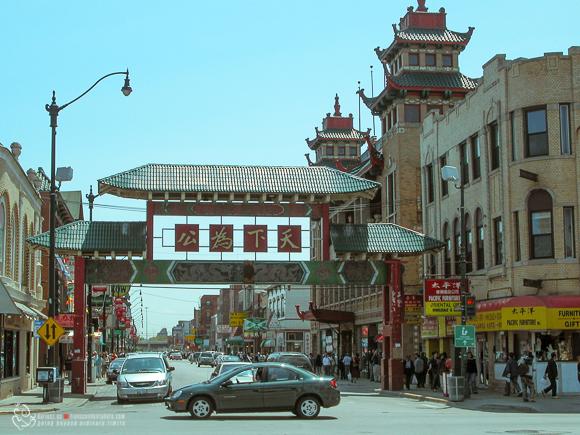 Chicago, Chinatown, Rok Psa za dni kilka