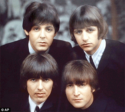 The Beatles by AP
