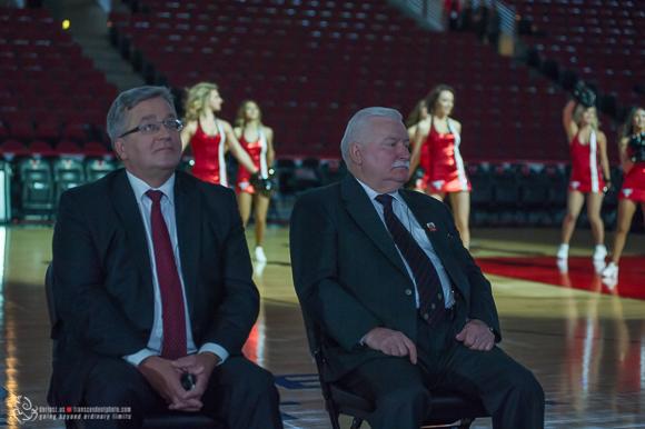 Szare twarze – Gościnne deski United Center, domu Chicago Bulls