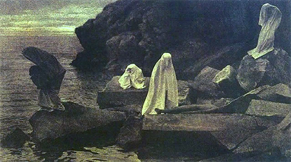 sle of the Dead / Wyspa Umarłych Symphony by Rachmaninov