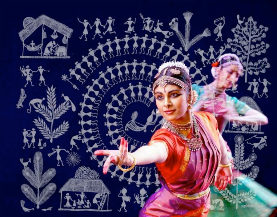 Ragamala Dance Company, tancerka