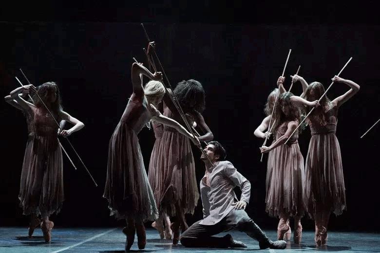 Akram Khan's Giselle at Sadler's Wells 2016
