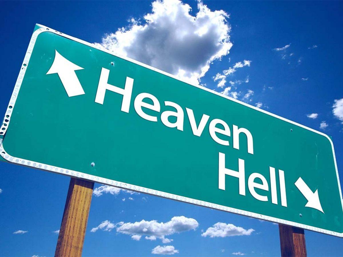 Piekło i niebo