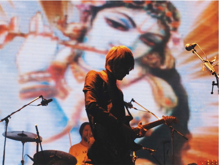 kula shaker concert