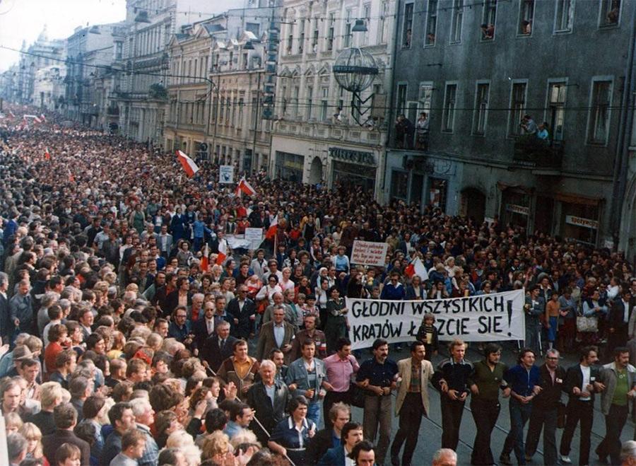 Mija 38 lat od spektakularnego Marszu Głodowego Kobiet, który przeszedł ulicą Piotrkowską w Łodzi.