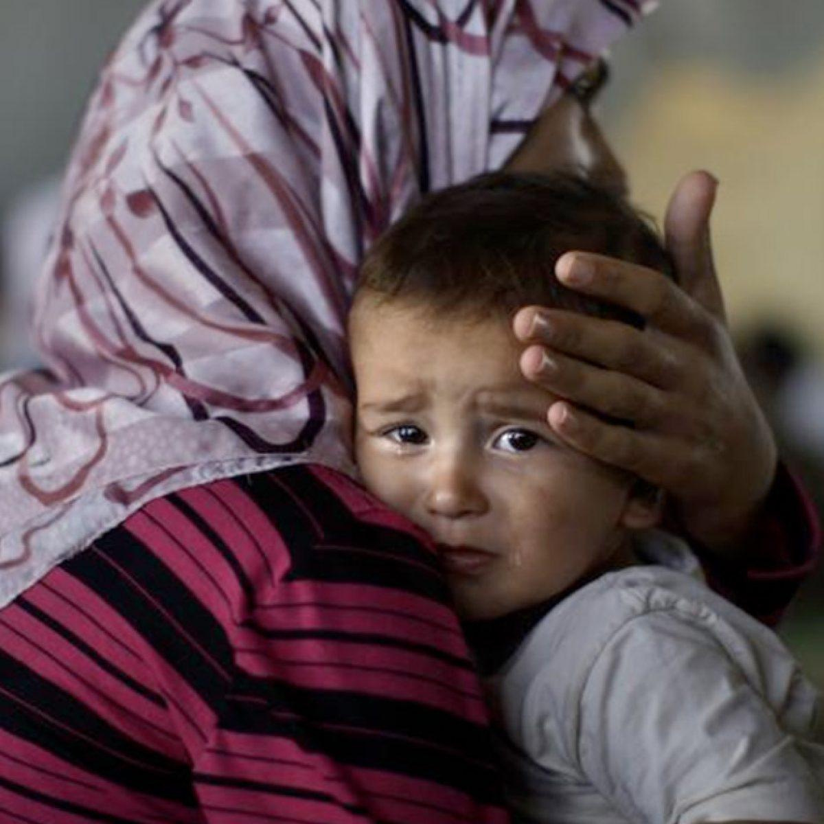Nie odwracaj oczu - Syria