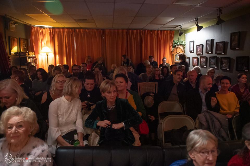 wigilia publiczność