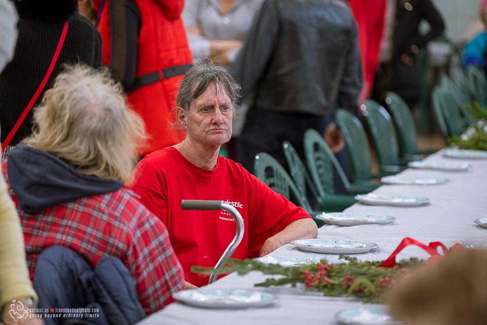 Wigilia starszym, samotnym i bezdomnym na Jackowie 2019