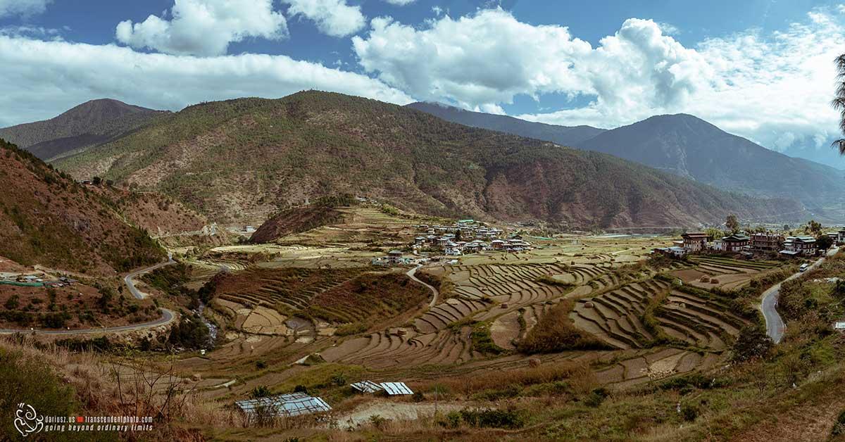 Dolina Punakhy