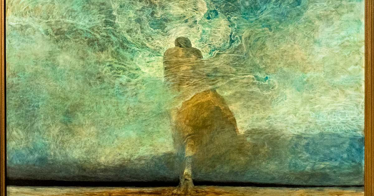 A Tale Told by Shadows - wystawa Beksiński w Chicago