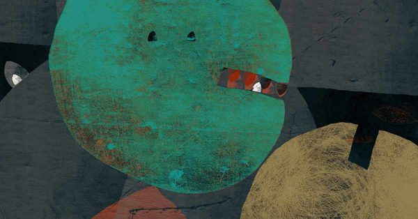 Dopóki gra muzyka, Potted plant by Sandor Csuhai