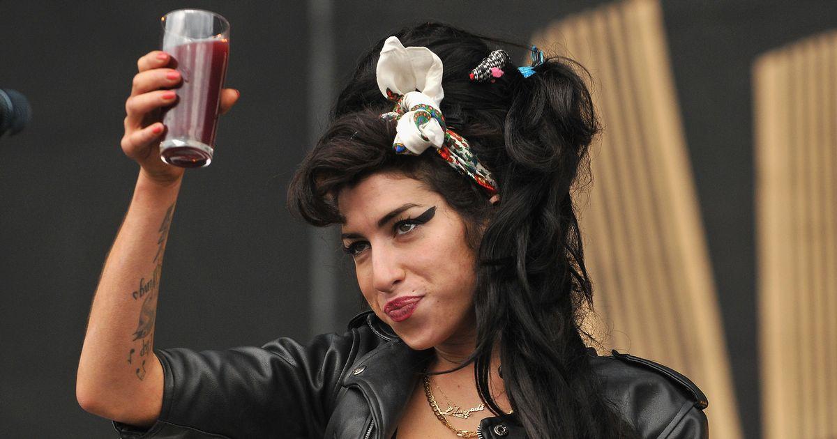 Amy Winehouse zmarła w wieku 27 lat - ostatni toast