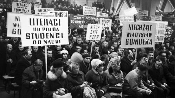 Marzec 1968 w Polsce