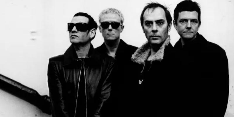 Bauhaus, Reunion Show, Los Angeles, oryginalny skład zespołu, wrzesień 2019