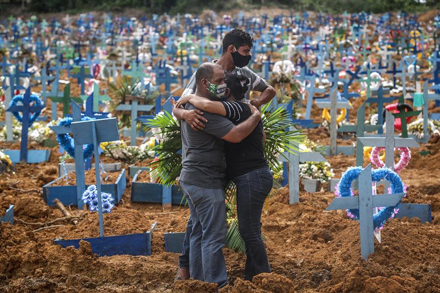 Brazylia, ofiary pandemii