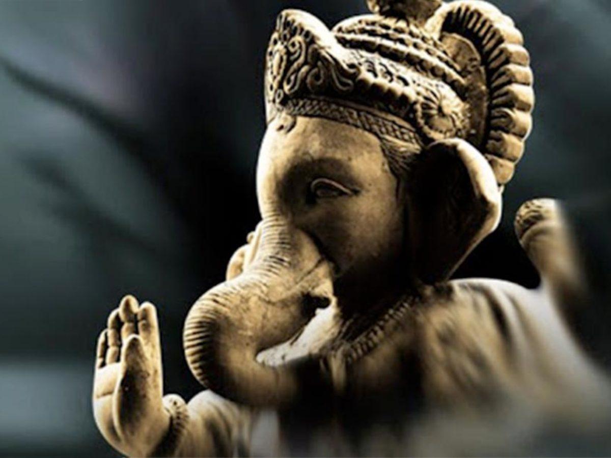 figurka Ganesh